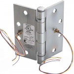 "5BB1 1104(TW4) ACSI Electrified Hinge, IVES 4 Wire(28ga)  4.5"" x 4.5"""
