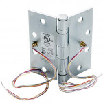 "5BB1 1108(TW8) ACSI Electrified Hinge - IVES 8 Wire 28ga 4.5"" x 4.5"""