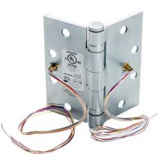 "5BB1 1108(TW8) ACSI Electrified Hinge - IVES 8 Wire 28ga 4.5"" x 4.5"""