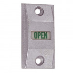 "4089-00-130 Adams Rite Exit Indicator and Sign For 1-3/4"" Door"