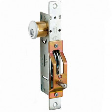 MS1861-01 Adams Rite Bottom Rail Deadlock (one point) - Less Cylinder