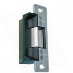 "7440 Adams Rite Electric Strike 1-1/4"" x 4-7/8"" Faceplate-hollow metal-wood door"