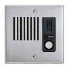 LE-DA Aiphone Audio Door Station Surface Mount Stainless Cover