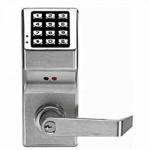 DL3200 Alarm Lock Trilogy T3 electronic pushbutton lock w/key override