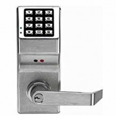 DL3200 Alarm Lock Trilogy T3 electronic pushbutton lock w/key override