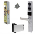 PDL1300PPAK Alarm Lock narrow stile lock w/Adams Rite paddle & latch