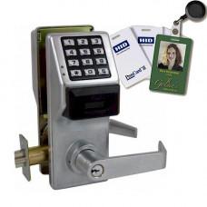 PDL3000 Alarm Lock pin# or proximity cylindrical lock w/key override