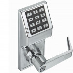DL2700WP Alarm Lock Weatherproof Cylindrical Key Override