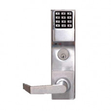 DL3500DB Alarm Lock Mortise Straight Lever Deadbolt Function