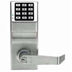 DL6100 Alarm Lock Networx wirless electronic pushbutton lock
