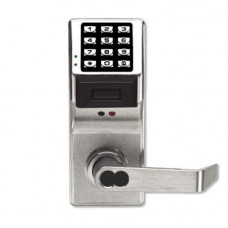 PDL3000IC-R Alarm Lock Cylindrical Sargent Prep - Less Core