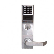 PDL3500DB Alarm Lock Mortise Straight Lever Deadbolt Function