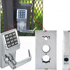 Keypad Gate Lock DL2700WP x K-BXSIM