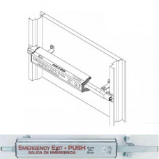A101-001 Arm-A-Dor Automatic Relock w/ No Alarm