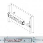 A101-002 Arm-A-Dor Automatic Relock w/ Alarm