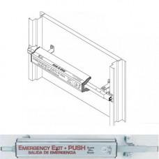 A102-001 Arm-A-Dor Manual Relock w/ No Alarm