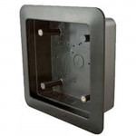 "10BOX45SQFM BEA Box, 4.5"" Square, Flush Mount Box"