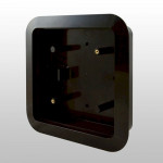 "10BOX6SQFM BEA ACCESSORY 6"" Square Flush Mount Box"