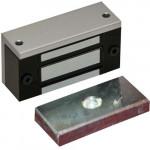 10MAGLIFELOCK9 BEA 80 lb - mini mag cabinet lock 12/24 VDC