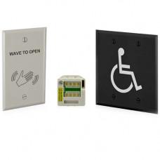 10MS08U BEA Magic Switch Touchless Push Plate