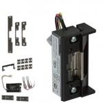 10STRIKECU BEA electric door strike – cylindrical universal