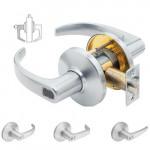 7KC37D Best Cylindrical Grade 2 Storeroom Lock SFIC(less core)