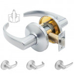 9K30N Best Cylindrical Grade 1 Passage Lock