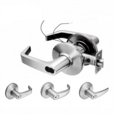 9KW37DEL Best Electrified Cylindrical Grade 1 Lever Lock