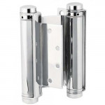 "3029-6"" x 4.5"" Bommer Double-Acting Spring Hinge"