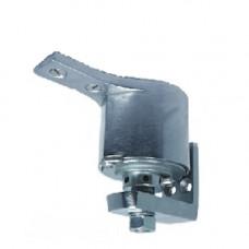 7122 Bommer Spring Pivot Mortise Adjustable Tension, Steel