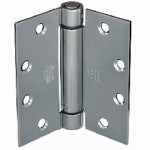 "LB4310C-400 Bommer Spring Hinge Single Acting 4"" X 4"" Steel"