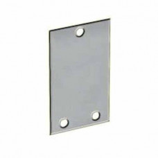 2200EOP Cal-Royal Rim Exit Device Trim, Blank Plate