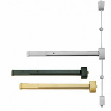 """2290V3696 Cal-Royal Surface Vertical Rod Exit Device 36""""x96"""""""