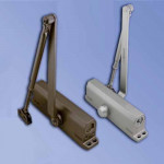 500PBF Cal-Royal Door Closer Grade 1, Size 1 thru 5