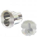 "6000ICMA Cal-Royal Mortise Cylinder LFIC 1 1/2"" w/Adams Rite Cam"
