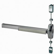 7790V3696 Cal-Royal Surface Vertical Rod Exit Device, Exit Only, 36""