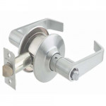 802 Cylindrical Privacy Lever Lock Grade 3