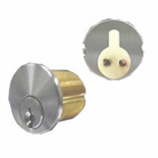 """AMORTCYL118 Cal-Royal Mortise Cylinder 1 1/8"""" Schlage """"C"""" Adams Rite Cam"""