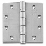 "BB-31 Cal-Royal Full Mortise 4 1/2"" X 4 1/2""  Ball Bearing Hinge, Std. Wt."
