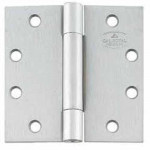 "BB-3300 Cal-Royal Full Mortise Hinge, Concealed Bearing 4 1/2"" X 4 1/2"""