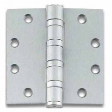 "BB-5200 Cal-Royal Full Mortise 4 1/2"" X 4 1/2""  4 Ball Bearing Hinge, Heavy Wt"