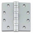 "BB-5210 Cal-Royal Full Mortise 5"" X 4 1/2""  4 Ball Bearing Hinge, Heavy Wt"