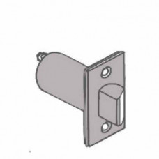 "CALSLP238 Cal-Royal Privacy Latch 2 3/8"" 2 1/4"" x 1 1/8"" Faceplate"