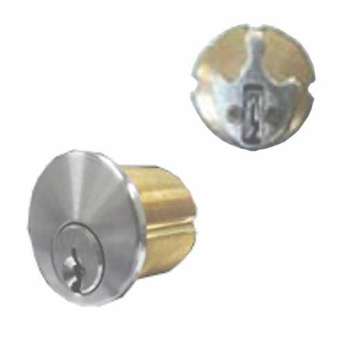 Cal Royal Mortise Cylinder 1 1 4 Schlage C Keyway Clover