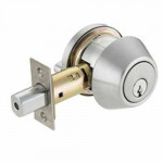 CRB800 Cal-Royal Deadbolt Heavy Duty Grade 1