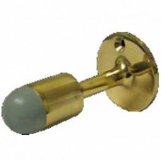 CWS18 Cal-Royal Wall Door Stop, Commercial Grade, Brass or Bronze