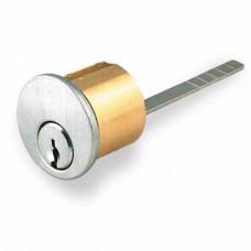 """CX96RIM Cal-Royal Rim Cylinder 1 1/8"""" 6 pin """"C"""" Keyway"""