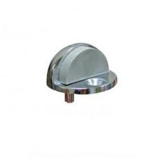 DSLP4 Cal-Royal Door Stop, Low Profile, Solid Brass
