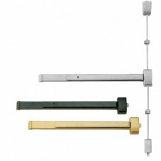 """F2280V4896 Cal-Royal Surface Vertical Rod Exit Device, Fire Rated, 48""""x96"""""""