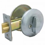 "GL60234 Cal-Royal Gate Latch 2 3/4"" Backset Thumbturn Only"